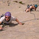 climbing arrampicate